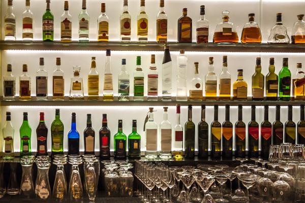 venue bars